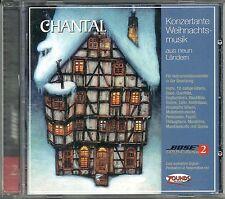 Chantal Konzertante Weihnachtsmusik aus 9 Ländern 24 Karat Zounds/Bose Gold CD