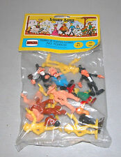 Lot Figurines diverses Lucky Luke neuf en sachet RARE !