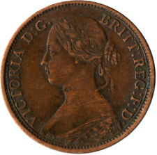 More details for 1862 one farthing of queen victoria / very nice collectible coin #wt2384