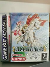 Tales of Phantasia - Game Boy Advance - NEUF SOUS BLISTER - Version FR