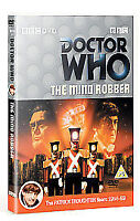 Dr Who The Mind Robber  DVD - Patrick Troughton as Doctor Who - BBC TV - SEALED