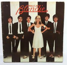 BLONDIE Parallel Lines Disque VINYLE LP 33 Tours CDL 1192 France 1978
