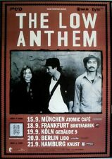 Low Anthem, The - 2008-TOUR MANIFESTO-Oh my God Charlie Darwin-TOUR Poster
