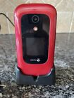 Consumer  Cellular Doro 7050 Flip Phone photo