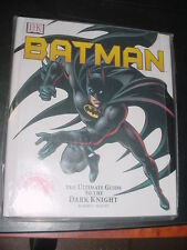 Batman: The Ultimate Guide to the Dark Knight (1st Ed) 2001 –Scott Beatty SEALED
