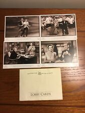 Daddy Long Legs Lobby Cards Leslie Caron Fred Astaire