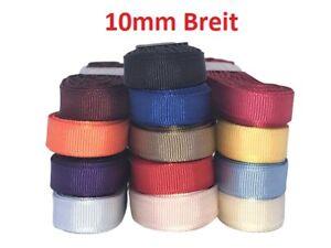 Feines Satin Ripsband- Geschenkband - Schmuckband Breite:10-20-30-40mm Länge:5m