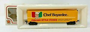 Bachmann - 51' Steel Box Car Chef Boyardee #43-1008-47 - HO Scale