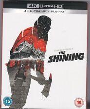 The Shining (4K Ultra HD + Blu-ray, New & Sealed) A Classic Horror Movie