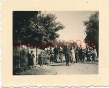 Foto, 10.I.R. 21, Polenfeldzug, deutsches Dorf bei Militsch, 1939, 5026-687