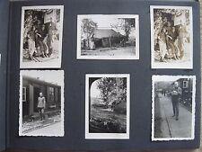 WH-RAD Fotoalbum mit 62 Fotos Aus meiner Dienstzeit  2.WK