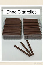 Chocolate Cigarellos Milk Chocolate
