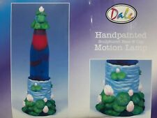 Dale Tiffany Lily Pad Lava Motion Lamp - NEW