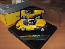 Vitesse 1/43 Renault Sport Spider jaune 1997