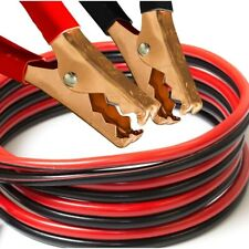 Heavy Duty Commercial Grade Jumper Booster Cable 25 Feet 10 Gauge 150 Amp
