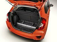 HONDA JAZZ BOOT TRAY WITH DIVIDERS *2016 MODEL*