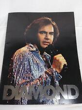 Neil Diamond Concert Souvenir Book