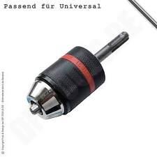 Schnellspannbohrfutter Bohrfutter Metall mit SDS-PLUS Adapter für Bosch Hilti