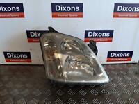 Meriva A Mk1 Right Drivers O/S Headlamp Headlight Halogen