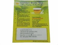 Darjeeling Tea (MID SEASON FLUSH 2020) Aromas Of Darjeeling Tea 500 gms