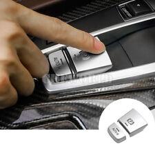 2X Mittelkonsole Handbremse Feststellbremse Schalter Blende Für BMW 7er F01 F02
