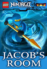 065 LEGO NINJAGO KAI JAY KOLE ZANE PERSONALIZED POSTER CUSTOMIZED