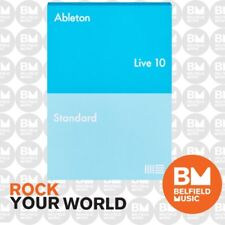 Ableton Live 10 Standard Upgrade from Live Intro - Music Production Software