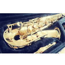 New YAMAHA YAS-280 Gold Lacquer Student Alto saxophones - World Wide Shipping!!
