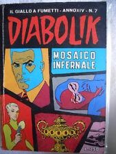 DIABOLIK anno XIV n°7  [G312]