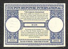 IRC INTERNATIONAL REPLY COUPON VENEZUELA B 0.55 TYPE B7 (1954)