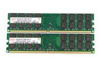 For Hynix 8GB 2X 4GB DDR2 2RX4 PC2-6400U 800MHz 240PIN DIMM Desktop memory AMD