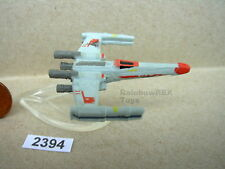 Star Wars Micro Machines X-WING STARFIGHTER Red Squadron Battle Damaged Ver. 3