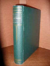 AUSTRALIA COLLECTION ON SCOTT PAGES/BINDER CV$2898.25