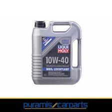 Nuevo 1x liqui Moly mos2 cañón ligeramente 10 w-40 - aceite del motor de 5 litros de 1092 (EUR 9,45/L)