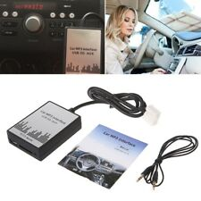 SD AUX USB Car MP3 Music Player Adapter CD Change for Suzuki for Fiat for Opel