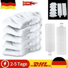 Für Kärcher Easyfix SC1 SC2 SC3 SC4 SC5 Dampf Reiniger Boden Tuch Pads Mop DE