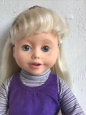 Amazing Ally Doll by Playmates, Interactive, 1999
