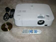 NEC NP-P501X HDMI LCD PROJECTOR Data/Video/HD-Ready USB. P501X - 5000 LUMENS!!