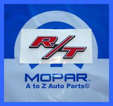 Dodge Charger, Challenger, Magnum, Ram Etc, NEW  R/T Emblem / Nameplate