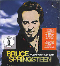 Bruce Springsteen : Working on a dream - Ltd. Deluxe Edition (CD + DVD)