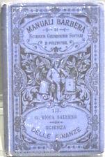SCIENZA DELLE FINANZE Giuseppe Ricca Salerno Barbera Manuali Economia Politica