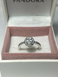 Pandora Vintage Elegance Silver Ring - NEW/NEVER WORN -