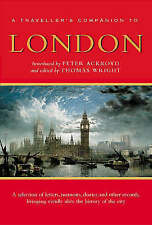 A Traveller's Companion to London by Peter Ackroyd (Paperback, 2004)
