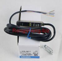New Omron Fiber Optic Amplifier Photoelectric Sensor E3X-NH11 #019