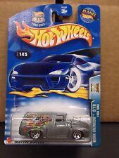 2003 Hot Wheels '56 Ford Panel Truck #145 Dark Gray