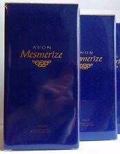 LOT OF 3 AVON MESMERIZE FOR MEN COLOGNE SPRAY NIB