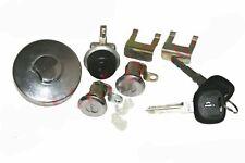Suzuki Lockable Fuel Cap Door Glove Box Lock Set Samurai Sierra Gypsy ECs