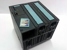 Siemens CPU314C-2 PtP 6ES7 314-6BF01-0AB0 Simatic S7-300 w.MMC 64kB - Perfect