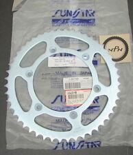 New NOS Sunstar Suzuki 80-08 RM125 81-08 RM250 89-98 RMX250 Rear Steel Sprocket
