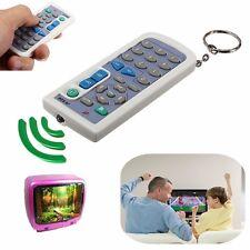 Mini Universal TV Set Remote Control Keychain Key Ring Advanced for Sony samsung
